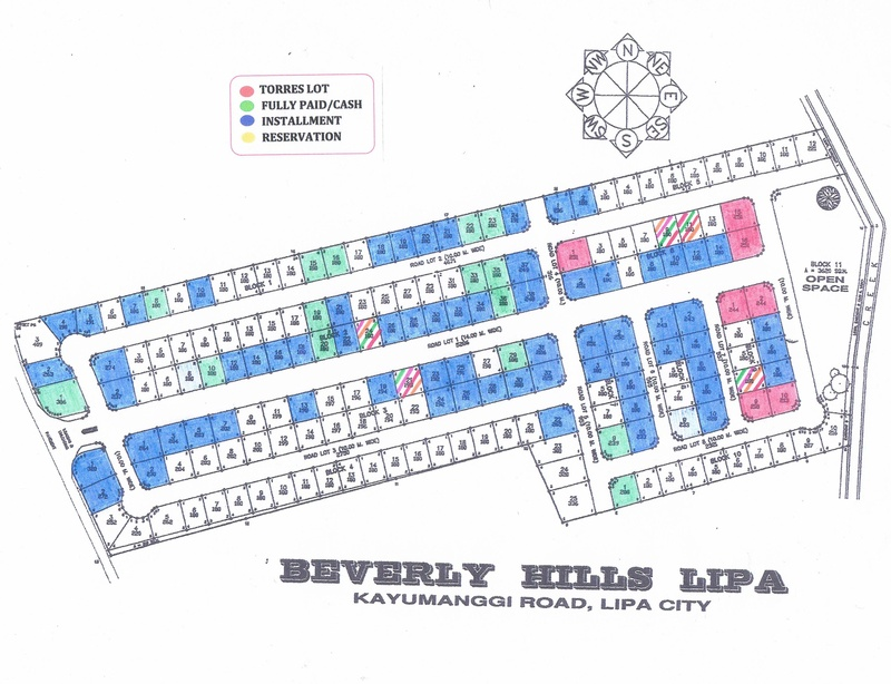 The Subdivision Plan